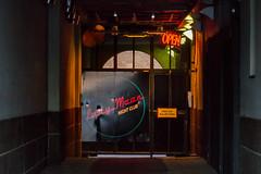 Lady Moon (Jori Samonen) Tags: lady moon ladymoon nightclub club entrance open sign gateway kaivokatu helsinki finland canon efs 55250mm f456 is canonefs55250mmf456is efs55250mmf456is sony ilce3000 sonyilce3000