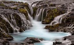 Bruarfoss (explore) (Anne.Berger) Tags: iceland island wasserfall waterfall bruarfoss
