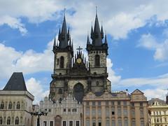 1608 Prague 277 (ian262) Tags: chrmmatkybopedtnem churchofourladybeforetn czechrepublic oldtownsquare prague staromstsknmst