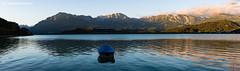""" verso sera "" (diomede2008) Tags: lago lake lagodisantacroce dolomiti dolomites dolomiten dolomitibellunesi provinciadibelluno veneto italy europe alpago santacrocedellago"