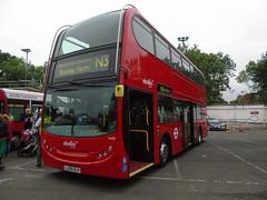 Recent Refurbishment (ultradude973) Tags: abellio enviro400 9495 lj09olh twickenham bus garage open day 2016 tf battersea qb n3 oxford circus bromley north blind change
