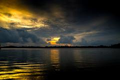 The Gathering Storm... (mehtasunil) Tags: sky sea sunset water travel clouds beautiful storm srilanka leicalens leicaq leicaimages leicacamera leicaforum leicaindia