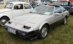 300ZX (Schwanzus_Longus) Tags: 300 300zx car coupe datsun export fairlady german germany japan japanese modern nissan red ricer roadster small sports street traffic tuner vehicle zx auto fahrzeug sport coup outdoor tostedt