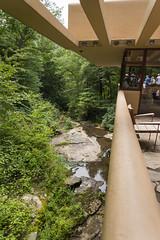 DUG_7318r (crobart) Tags: fallingwater frank lloyd wright kaufmann bear run nature reserve pennsylvania