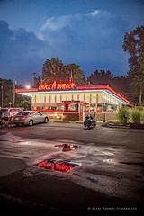 cab-143 (DiPics) Tags: car culture chuck burger cruise joint return vintage chrome americana wheels summer st louis overland chapels rock road roll metal neon
