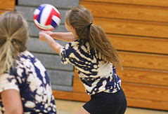 IMG_6352 (SJH Foto) Tags: girls volleyball high school scrimmage northstar boswell pa pennsylvania action shot