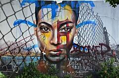 Art de rue  -  Street art (Philippe Haumesser Photographies) Tags: artderue street art graffiti graffitis peinture painting nikond7000 nikon d7000 reflex 2016 paris france