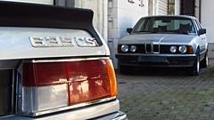 BMW E24 & BMW E23 (vwcorrado89) Tags: bmw e24 6er 6 series reihe coupe 635i 635 e23 7er 7 735 735i