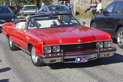 Chevrolet Caprice (Steffe) Tags: 1973 chevroletcaprice subculture raggartrff vegabaren grandprixraggarbil2016 handen haninge sweden summer