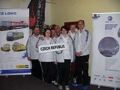 4 USIC w bowlingu - Pardubice  2013