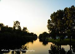 Sunset in the Park (falconoortphoto) Tags: almere beatrixpark nikon nikond5200 sunset falconoort flevoland nederland