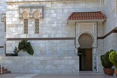 Madrid - Espaa (Jacques-BILLAUDEL) Tags: europe espagne spain madrid mezquita mosque espaa mosque