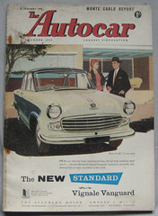 Standard Vignale Vanguard - Autocar30-01-1959 (vitessesteve) Tags: standard vanguard