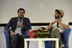 Luca Marinelli (giffonistory) Tags: 2016 46a giffoni lucamarinelli incontro salatruffaut manliocastagna