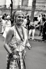 Dancing (__sam) Tags: lavage madeleine paris france brazilian tradition catholic cloudy street portraites women woman dancing