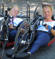 True Sportsmanship: The Best of British (roger.w800) Tags: rachelmorris karendarke teamgb teamgreatbritain british sport paralympic rio2016 rioparalympic handcycling roadrace rowing sculls teamgbgold medalwinner goldmedalwinner sportsmanship truesportsmanship