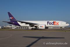 N852FD (Airlinerphotos.de) Tags: b777200 fedex muc