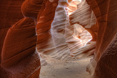 Visual Symphony (dbushue) Tags: sandstone native surreal canyon erosion textures harmony form navajo spiritual visual slotcanyon striations 2011 pagearizona coth supershot lowerantelopecanyon absolutelystunningscapes damniwishidtakenthat coth5 dailynaturetnc13