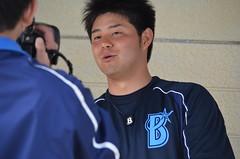 DSC_0474 (mechiko) Tags: 横浜ベイスターズ 130202 横浜denaベイスターズ 宮崎敏郎