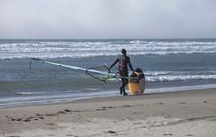 5699.2 Windsurfer (eyepiphany) Tags: surf surfing windsurfing oregoncoast manzanita manzanitabeach manzanitaoregon windsurfingontheoregoncoast