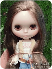 Manuella ❤ Blythe Urban Congirl