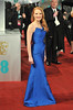 The 2013 EE British Academy Film Awards (BAFTAs) held at the Royal Opera House - Arrivals Featuring: Jessica Chastain