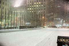 Plowing Rockefeller Plaza during Nemo (Dan Nguyen @ New York City) Tags: nyc newyorkcity winter snow nemo manhattan midtown gothamist blizzard