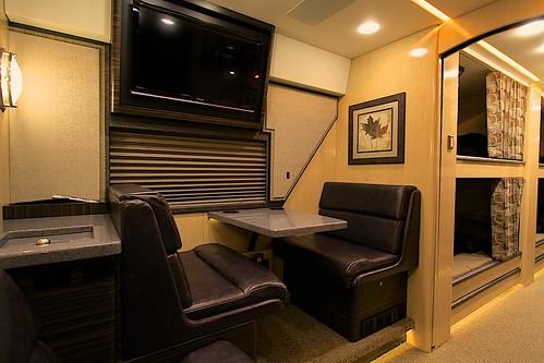 Viper - Rear Lounge - facing forward