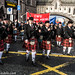 Bagpipers In Dublin  (Men And Women In Kilts)