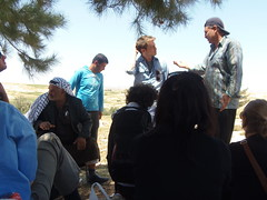 South Hebron Hill Trip 10th April 2012 - Yachad UK