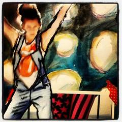 Instagram Diary (Kleckerlabor) Tags: art collage illustration print square mixedmedia kunst fine lofi moderne squareformat prints künstler malerei gemälde kunstmarkt realismus fineartprint zeitgenössische bildende kunstdruck kunstmaler kunstbilder iphoneography instagramapp uploaded:by=instagram