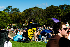 Tropfest in the Domain (M.D.Rozen) Tags: students nikon union sydney uni tropfest d5100