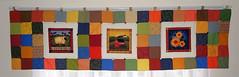 Band para Janela 1 (Bia e Deise - Quilting Beagles) Tags: cortina country janela patchwork bando