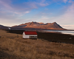 Hjallur og Eyrarfjall (geh2012) Tags: sea mountain iceland ísland sjór snæfellsnes geh fjall hjallur kolgrafafjörður eyrarfjall gunnareiríkur eyrarhyrna