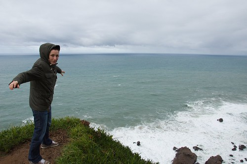 Me at the edge of the world ;) ©  Still ePsiLoN