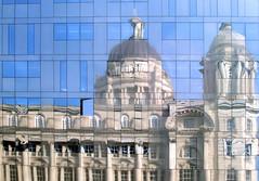#063 365 4 March 2013 (Paul Gloverpeel) Tags: reflection liverpool reflecting nikon 365 nikkor mersey longitude merseyside rivermersey portofliverpool nikond60 liverpoolarchitecture nikkor35mm nikkor35mmf18 3652013