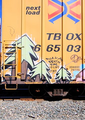 Plantrees (Hunter Photography !) Tags: japan train de graffiti pop freight plantrees planttrees hunterphotography benching