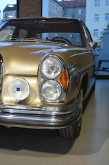 1969 Mercedes-Benz 280S W108 Design by Paul Bracq -7 (Transaxle (alias Toprope)) Tags: auto abstract detail berlin classic cars beautiful beauty car vintage paul nikon power details historic exotic soul classics oldtimer autos abstracts toprope remise meilenwerk bracq paulbracq d5100