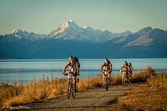 Alps to Ocean ride with Mt Cook - Chapter 2