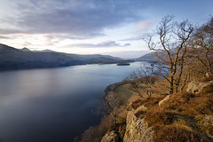 Derwent Water ....winter hues (shaun walby photography) Tags: winter light england lake water photography soft district derwent low hues cumbria shaun enlgish walby