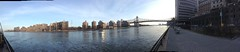 East River Esplanade, iPodography Panorama, Sunday, March 10, 2013 IMG_0427 (smith_cl9) Tags: new york city nyc panorama water silhouette river evening march ipod manhattan side east upper ues esplanade monday 9th ios fdr 96thstreet 2013 franklindelanorooseveltdrive ipodography