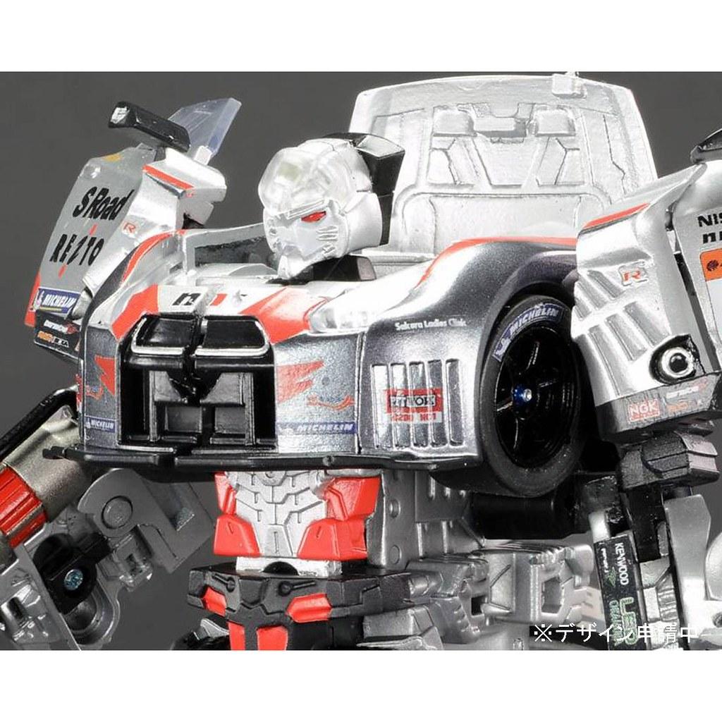 TAKARA TOMY - 變形金剛GT:GT-03 / 密卡登