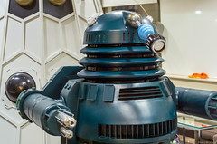 Dalek Dreadnaught (Douge33) Tags: drwho dalek exterminate dalekdreadnaught cong2013