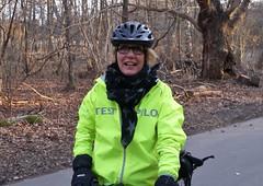 Tina (osto) Tags: people woman bike bicycle denmark europa europe sony bicicleta zealand bici tina dslr scandinavia danmark velo fahrrad vlo rower cykel a300 sjlland  osto alpha300 osto march2013 fietssykkel