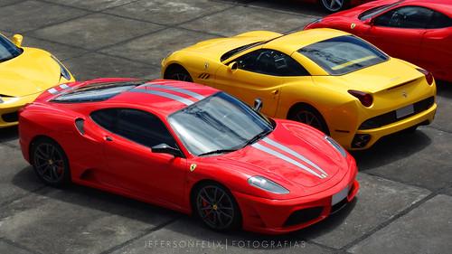 Ferrari 430 Scuderia & Ferrari California