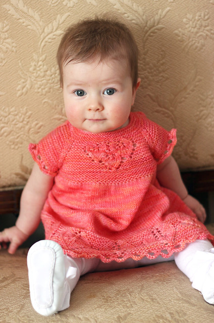 Ravelry Sproutlette Dress Pattern By Tanis Lavallee