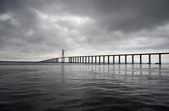 Ponte Rio Negro em Manaus (felipe sahd) Tags: city cidade brasil ponte manaus amazonas rionegro olétusfotos flickrtravelaward