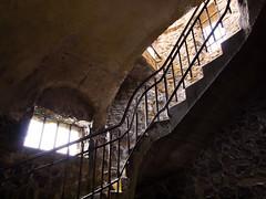 Turm5 (Dr. Robusto) Tags: schnee snow tower stairs frost treppe turm thedarktower stairwaytoheaven derdunkleturm thecrimsonking derscharlachrotekönig