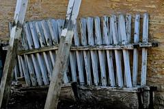 Beith House fence - National Register of Historic Places (Meridith112) Tags: fence illinois nikon il kanecounty saintcharles undergroundrailroad nationalregisteredhistoricplace nikond7000 fencefriday happyfencefriday beithhouse williambeithhouse beithhousemuseum