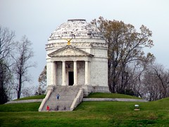 Illinois Monument at the Vicksburg National Park (bluerim) Tags: monument mississippi civilwar vicksburg vicksburgnationalmilitarypark illinoismonument